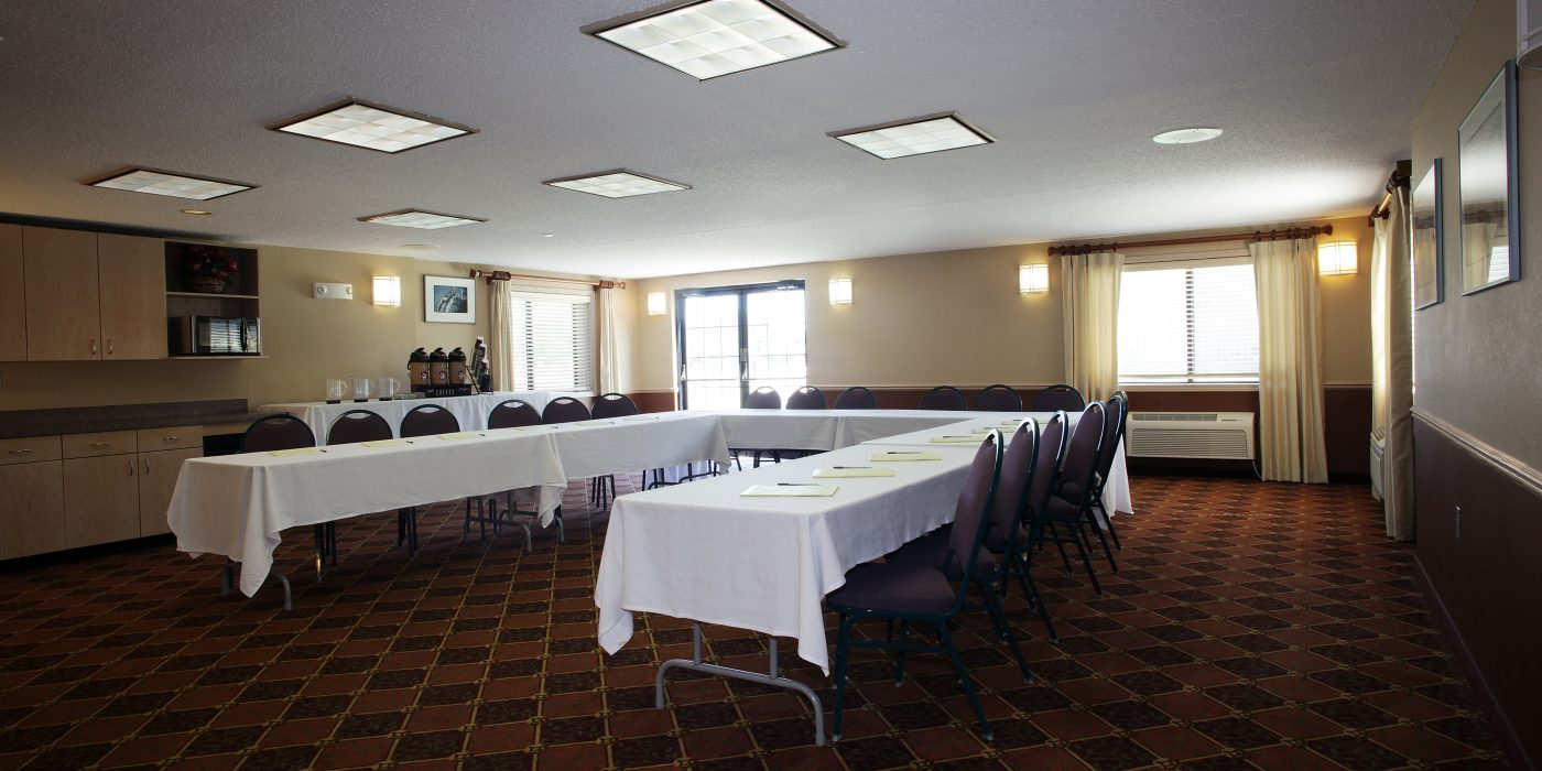 Meeting Space at AmericInn of Okoboji