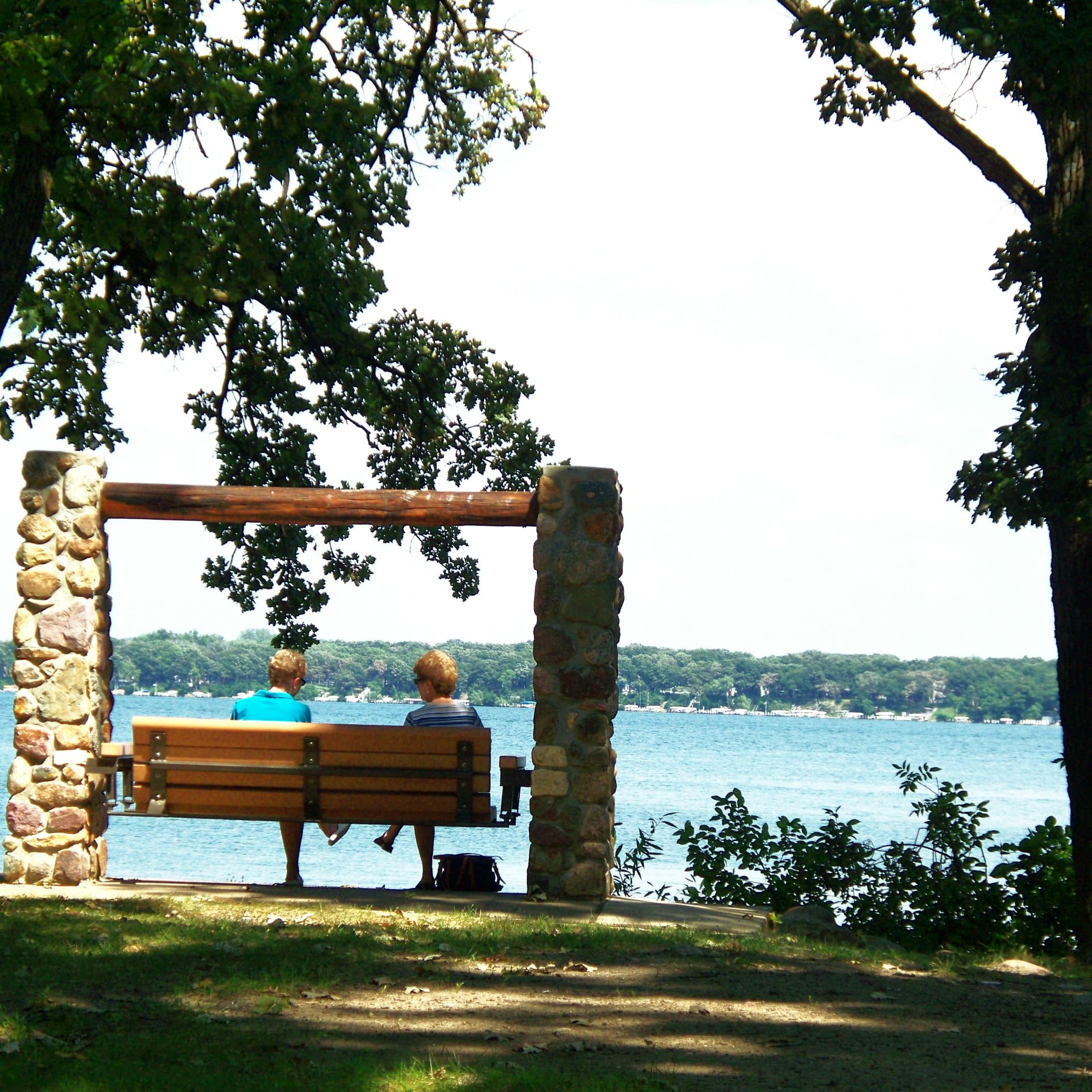 Gull Point on Okoboji Lake